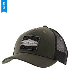 Quiksilver Men's Destril Trucker Baseball Hat