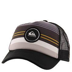 Quiksilver Men's Striped Vee Baseball Hat