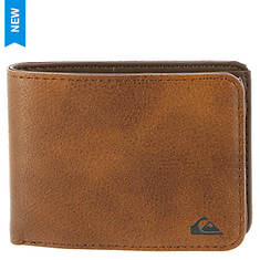 Quiksilver Men's Slim Vintage Wallet