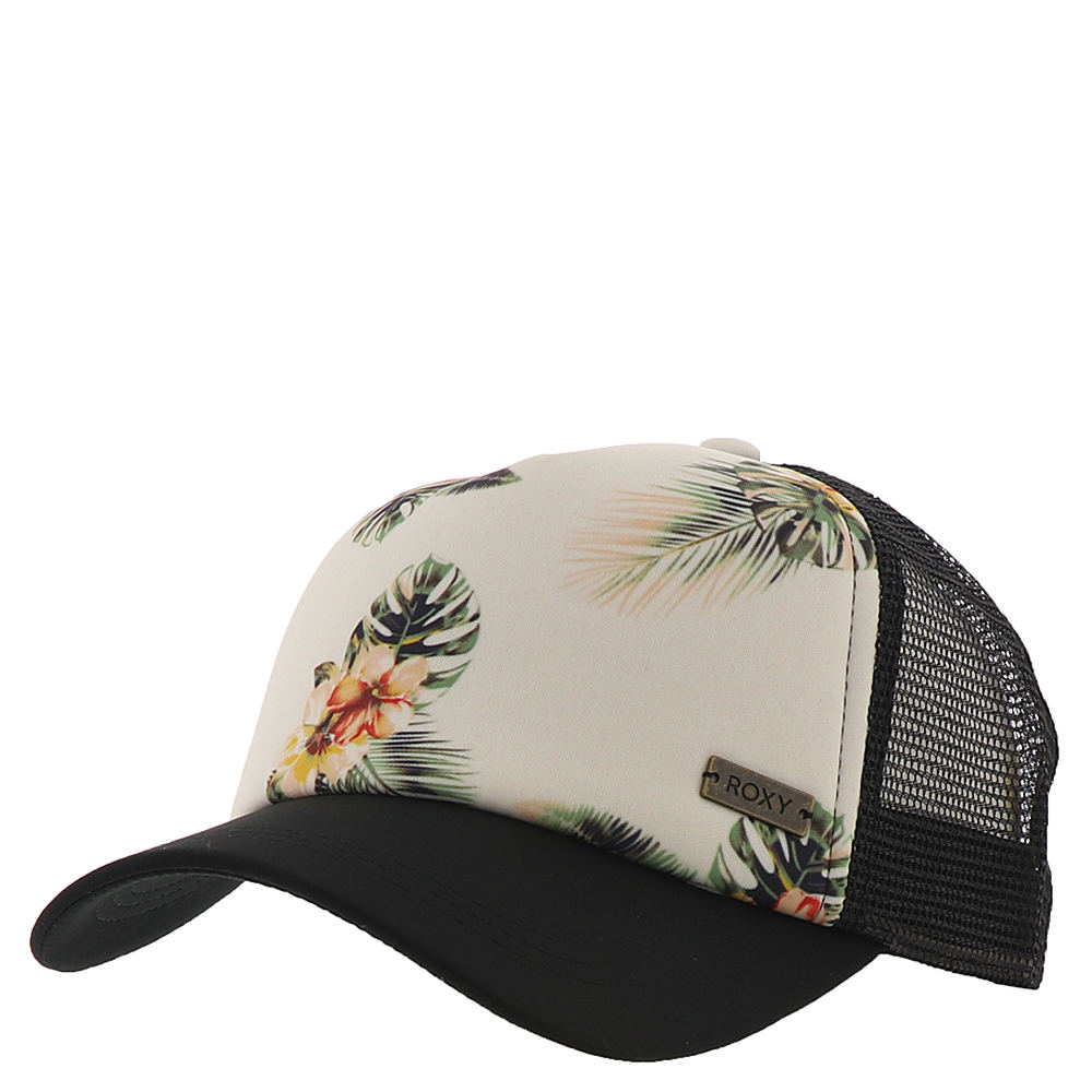 Wmns Roxy  (Marshmallow Pattern 1 ) Water Come Down Snapback Hat ... afe9edf16f1