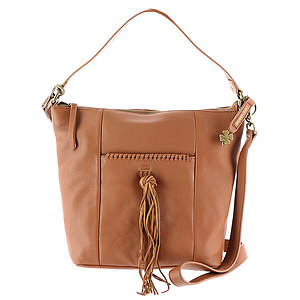 Lucky Carmen Top Zip Crossbody Bucket