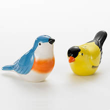 Birdie Salt and Pepper Shakers