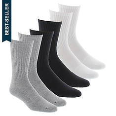 Under Armour Men's Charged Cotton 2.0 Crew Sock