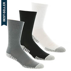 Under Armour Men's HeatGear Tech Crew Socks