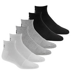 Under Armour Men's Charged Cotton 2.0 Quarter Sock