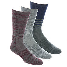 Under Armour Men's Phenom Twisted Crew Sock