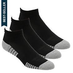Under Armour Men's HeatGear Tech Lo Cut Sock