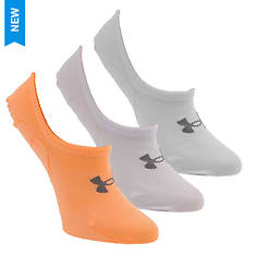 Under Armour Women's Essential Ultra Lo Socks