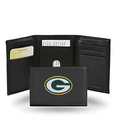 NFL Embroidered Tri-Fold Wallet