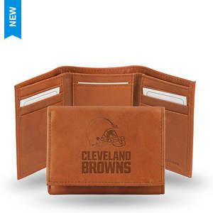 NFL Embossed Tri-Fold Wallet