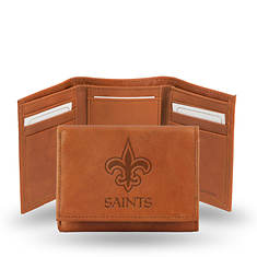 NFL Embossed Tri-Fold Wallet by Rico Industries
