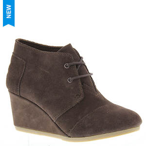 TOMS Desert Wedge Bootie (Women's)