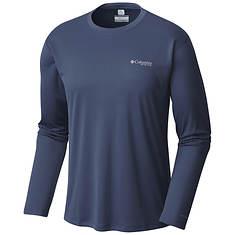 Columbia Men's PFG Zero Rules Long Sleeve Shirt