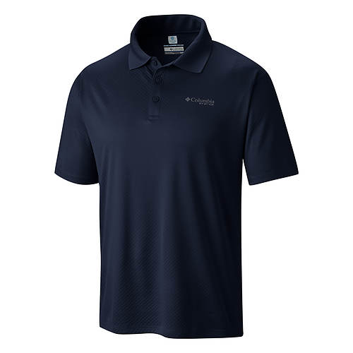 Columbia Men's PFG Zero Rules Polo Shirt
