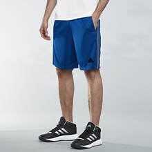 adidas Men's Designed-2-Move 3-Stripes Short