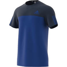 adidas Men's Essentials Tech Colorblock Tee