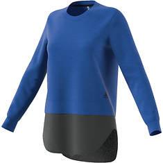 adidas Women's Dual Sweatshirt
