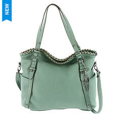Jessica Simpson Camille EW X-Body Tote Bag