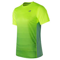 New Balance Men's Accelerate SS Graphic