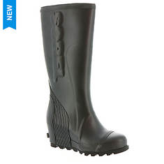 Sorel Joan Rain Wedge Tall (Women's)
