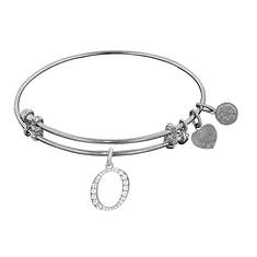 Angelica Initial Bangle