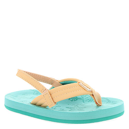 REEF Little Reef Footprints (Girls' Infant-Toddler-Youth)