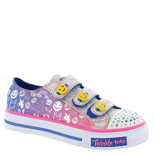 Skechers Shuffles Expressionista (Girls' Toddler-Youth)