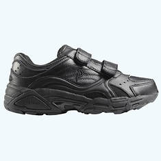 Peppy Feet® Diabetic Shoes Mens - Black