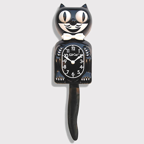 Kit-Cat Clock