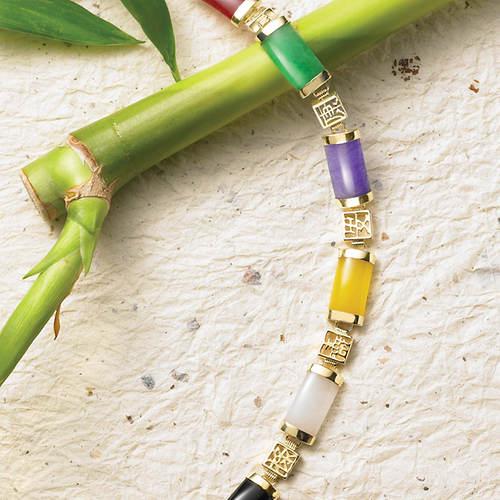 Jade Empress Bracelet