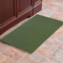 Anti-Fatigue Foam Kitchen Mat Rectangle-Sage