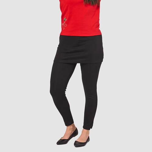 Shaping Leggings with Skirt