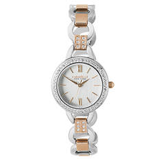 Caravelle By Bulova Women's Glitz Watch