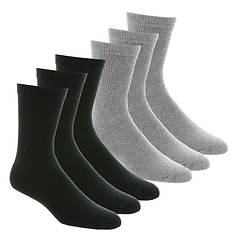 Fox River Men's 6-Pack Crew Socks