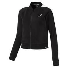 Puma Women's Archive Logo T7 Track Jacket