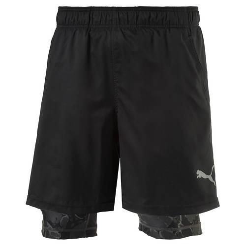 Puma Men's Reps Woven 2-in-1 Short