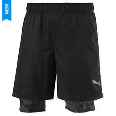 Puma Men's Reps Woven 2-in-1 Short
