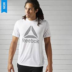 Reebok Men's WR Supremium 2.0 Tee Big Logo