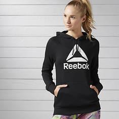 Reebok Women's WR Big Stacked Logo OTH