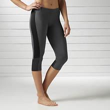 Reebok Women's WR Capri Colored Block Pants