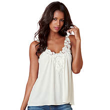 Tempting Lace Tank