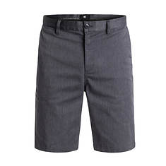 DC Men's Worker Heather Straight Shorts 20