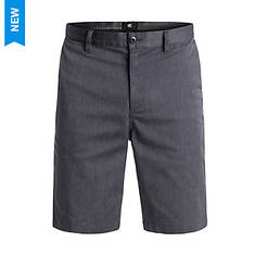 DC Men's Worker Heather Stright Shorts 20