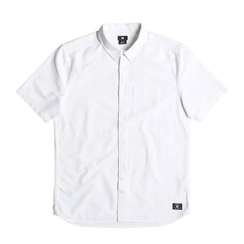 DC Men's Oxford SS 3 Shirt