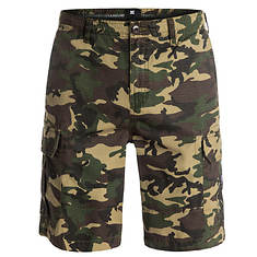 DC Men's Ripstop Cargo 21 Shorts