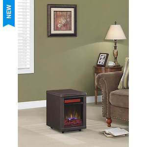 Duraflame Infrared Fireplace Heater