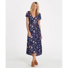 Billabong Women's Wrap Me Up Dress
