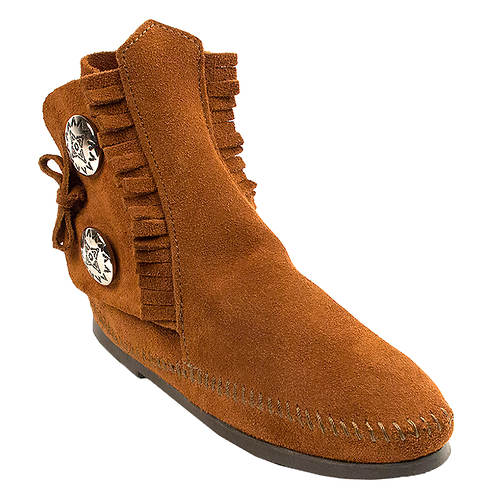 Minnetonka Two Button  (Women's)