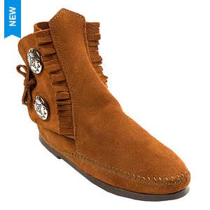 Minnetonka Two Button Boot (Women's)