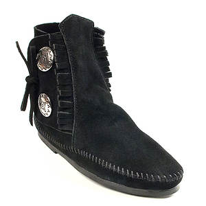 Minnetonka Two Button Boot (Women's)